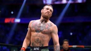 McGregor enfrenta una suspensión médica de 6 meses debido a una lesión en un pie