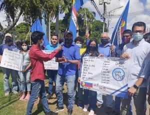 Miguel Ávila: Bolivarenses deben ganar 22 salarios mínimos para poder adquirir ocho alimentos por semana