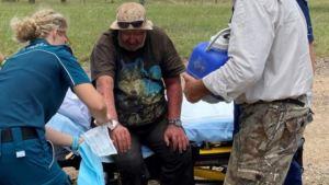 Así sobrevivió Robert Weber, el hombre que pasó 18 días perdido en los bosques de Australia