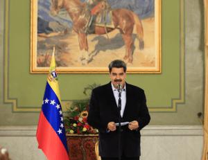 "Maduro volvió a mezclar al Libertador con el antojadizo ""antiimperialismo"" chavista"