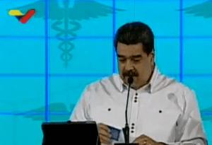 """Maduro se quejó porque YouTube censura supuestas """"bondades"""" de sus """"goticas milagrosas"""""""