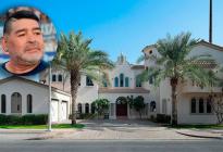 ¿Cuánto cuesta alquilar la increíble mansión donde vivió Maradona en Dubai?