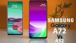 Filtran características y precio de los próximos 'smartphones' Samsung Galaxy A52 y Galaxy A72