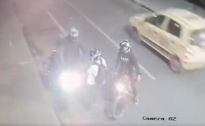 Colombia: Entregó su moto pero le dispararon a quemarropa frente a su esposa
