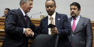Denuncian detención del diputado Gilberto Sojo