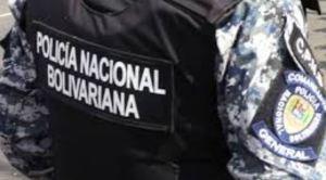 PNB se entregó tras asesinar a una mujer en Anzoátegui