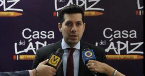 Eric Ondarroa: Seguimos formando a los venezolanos para que no dependan de una caja Clap ni de un plato de sopa