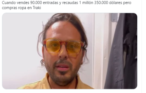 """¿Es un miliciano o un vigilante? Los mejores memes de Florentino Primera y su atuendo de """"alta costura"""""""