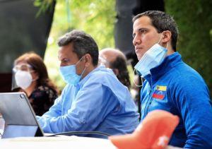 Guaidó presentó una propuesta de lucha para lograr una solución a la emergencia humanitaria