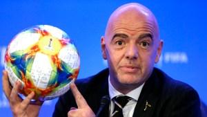 """Fifa expresó su desaprobación a una superliga europea """"cerrada y escindida"""""""