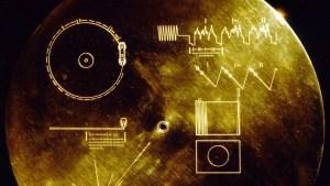 Revelan el probable destino de los discos de oro que llevan las sondas gemelas Voyager 1 y 2