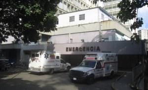 Denunciaron que tanque de oxigeno del hospital Los Magallanes de Catia se congela (Video)