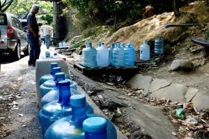 Denuncian que habitantes de Nueva Casarapa se encuentran sin una gota de agua #5Mar