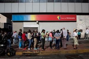 """Así trabajarán las agencias bancarias en Venezuela durante la semana de """"flexibilización"""""""