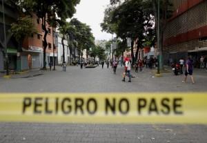 """""""Tenemos que radicalizar"""": Venezuela entrará a otro confinamiento por Covid-19"""