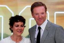 La desgarradora carta de Damian Lewis para despedir a su esposa, Helen McCrory
