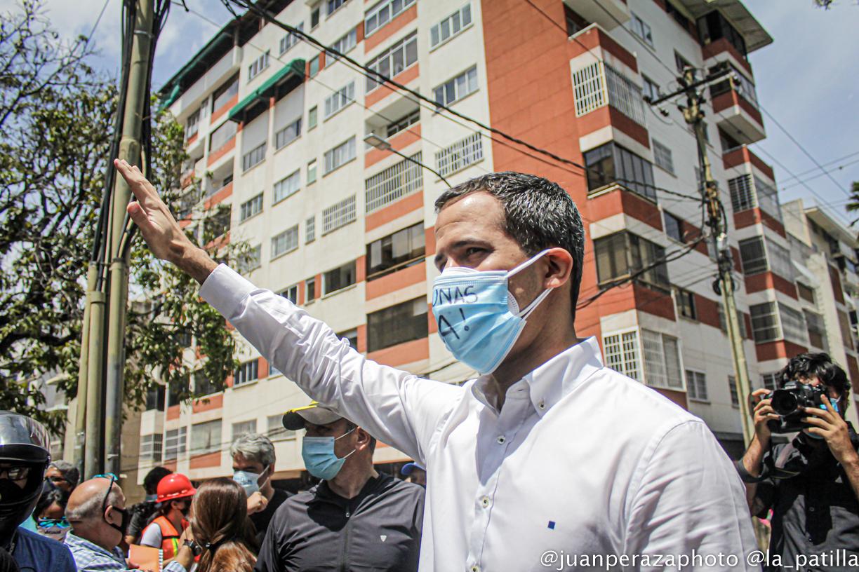 Guaidó: Unificar las luchas y movilizarnos es la vacuna para salvar a Venezuela
