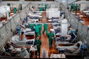 Tras sumar casi 90 mil casos, Brasil superó los 18 millones de contagios por Covid-19