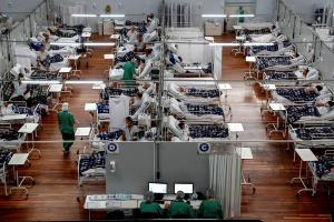 Mitad de las ciudades de Brasil no tuvo muertes por Covid-19 la última semana