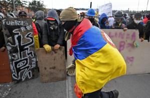 Extendieron nuevo llamado a protestas en Colombia tras fallida cita con Duque (Video)