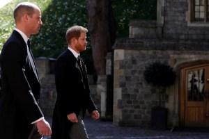 Ni la memoria de Lady Di puede unirlos: La drástica decisión de los príncipes William y Harry