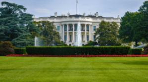 Derribaron cerco de seguridad alrededor de la Casa Blanca