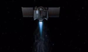 Sonda espacial Osiris-Rex emprendió regreso con muestras de polvo de asteroide