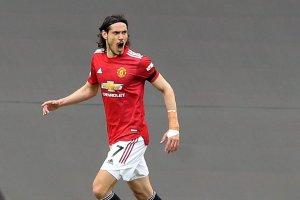 Edinson Cavani renovó su contrato con el Manchester United