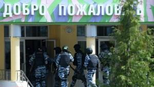 Masacre en una escuela en Rusia deja al menos 11 muertos, nueve de ellos niños