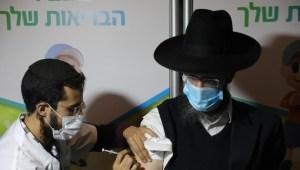 Israel confirmó que la vacuna Pfizer protege un 95% del contagio, hospitalización y muerte por Covid-19
