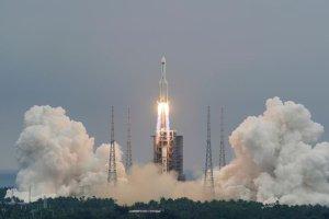 La Nasa acusó a China de actuar de forma irresponsable tras la caída descontrolada de su cohete