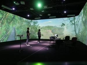 Los ambientes virtuales ahora también claves para las simulaciones