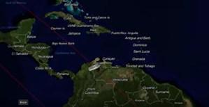 El cohete chino que se precipita a la Tierra sobrevoló Venezuela por segunda ocasión (VIDEO)