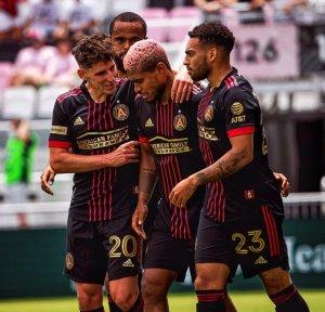 Josef Martínez volvió de su larga lesión con gol frente al Inter Miami (VIDEO)
