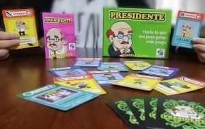 """Jugar sucio te asegura ser """"Presidente"""": Un popular juego de mesa que explota la peor cara de los políticos peruanos en campaña"""