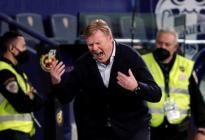 Koeman, el héroe de Wembley que no pudo triunfar como entrenador del Barça