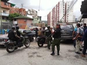 Operativo rescate de las Faes en La Vega: Delincuentes secuestraron a madre de un funcionario que buscaban para matarlo
