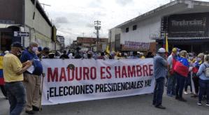 """""""Artículo 91 de la Constitución es letra muerta"""": Rechazaron el salario mínimo de Maduro"""
