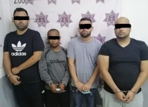En México, detienen a cuatro coyotes venezolanos que buscaban cruzar a paisanos a EEUU