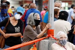 """Venezuela cerró la semana """"flexible"""" con más de mil nuevos casos de Covid-19"""