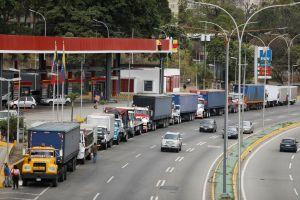 """Productores venezolanos, preocupados por el aumento del gasoil y temen por el """"bachaqueo"""""""