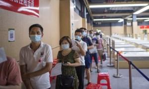 Una tercera ciudad china en confinamiento tras un caso de Covid-19