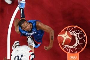 Sorpresa en Tokio: EEUU cayó ante Francia en su debut en el baloncesto olímpico