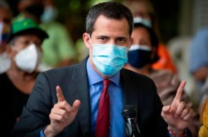 Guaidó mandó su apoyo a Sella, refugiado venezolano entre los boxeadores de Tokio 2020