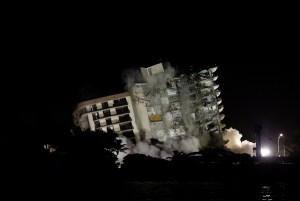 Gran jurado acordó investigar el colapso del edificio en Miami