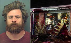 Conmoción en Texas: Incendió su casa con su familia adentro porque no seguían la Biblia