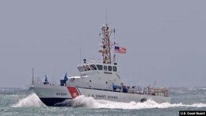 Guardia Costera de EEUU realizó misión en busca de balseros cubanos