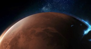 ¿Por qué Marte tiene gas metano de noche pero desaparece de día?
