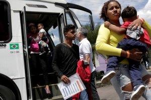 Venezuelan workers reportedly exploited under aid program