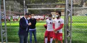 EN VIDEO: Caracas FC presenta su nueva cancha de entrenamiento y la nombra en honor a Gaetano Luongo, su eterno utilero